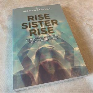 3/$30❗️Rise Sister Rise Paperback Book